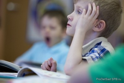Характеристика учебной деятельности дошкольника
