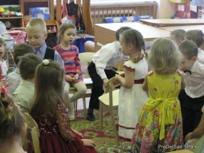 Одежда ребенка в детском саду
