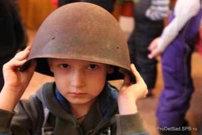 О войне - истории - памяти - современным маленьким детям