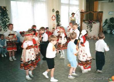 Развитие интегративных качеств дошкольников через проектную деятельность - Древняя Русь